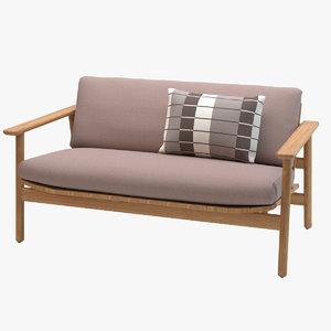 riva sofa 2 seater model