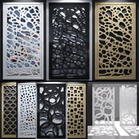 Decorative screens 03