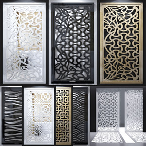 3D screen decorative
