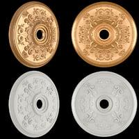 rosette gold model