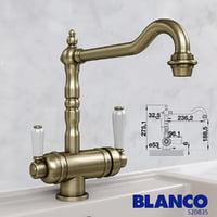 faucet BLANCO Sora 520835