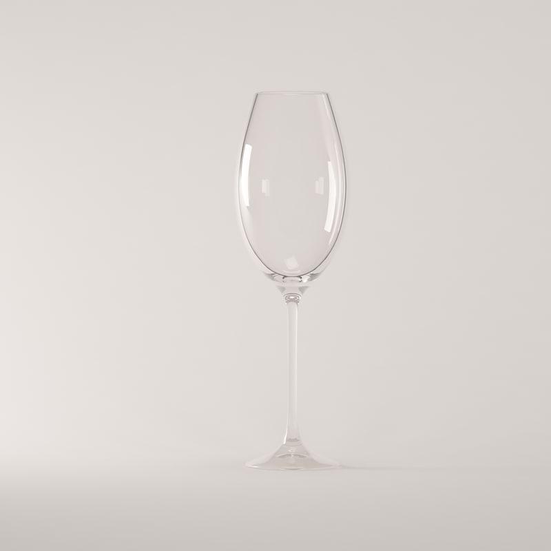 glass model