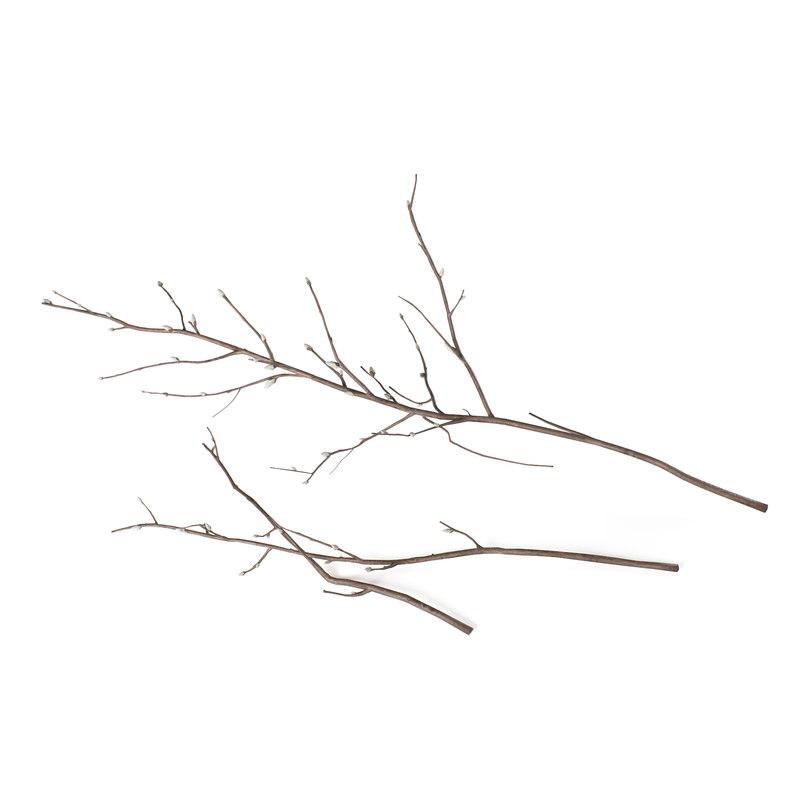 3D branches decoration