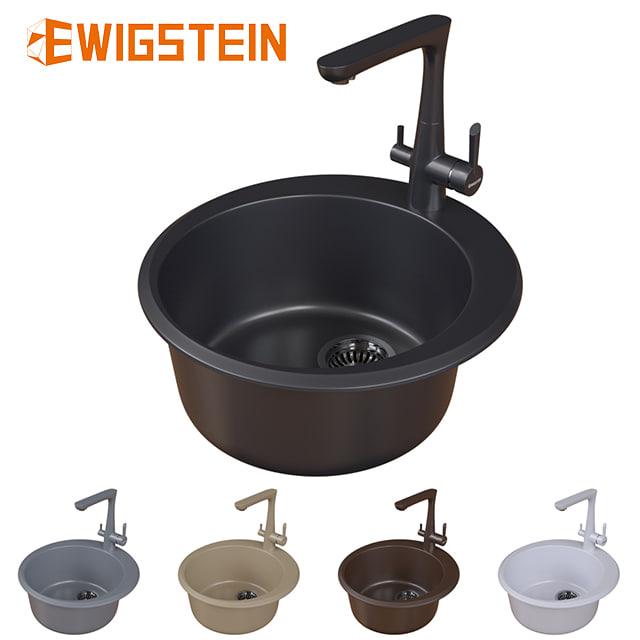 water tap sink ewigstein 3D
