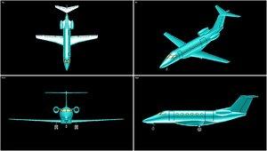 pc-24 pilatus utility aircraft model