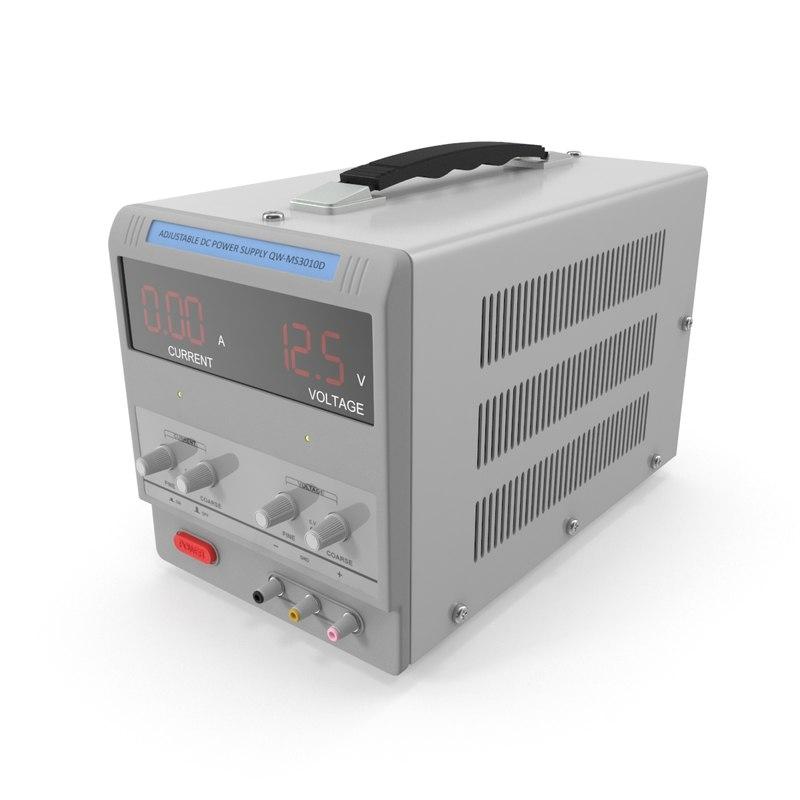 adjustable dc power supplies model