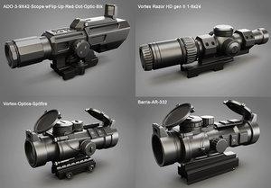 various scope vol 2 3D