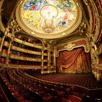 Opera Garnier Of Paris - La Salle