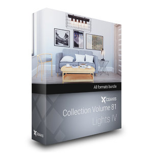 volume 81 lights iv 3D