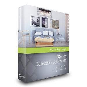3D volume 81 lights iv
