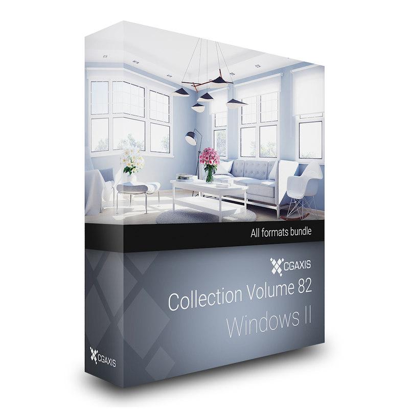 volume 82 windows ii model