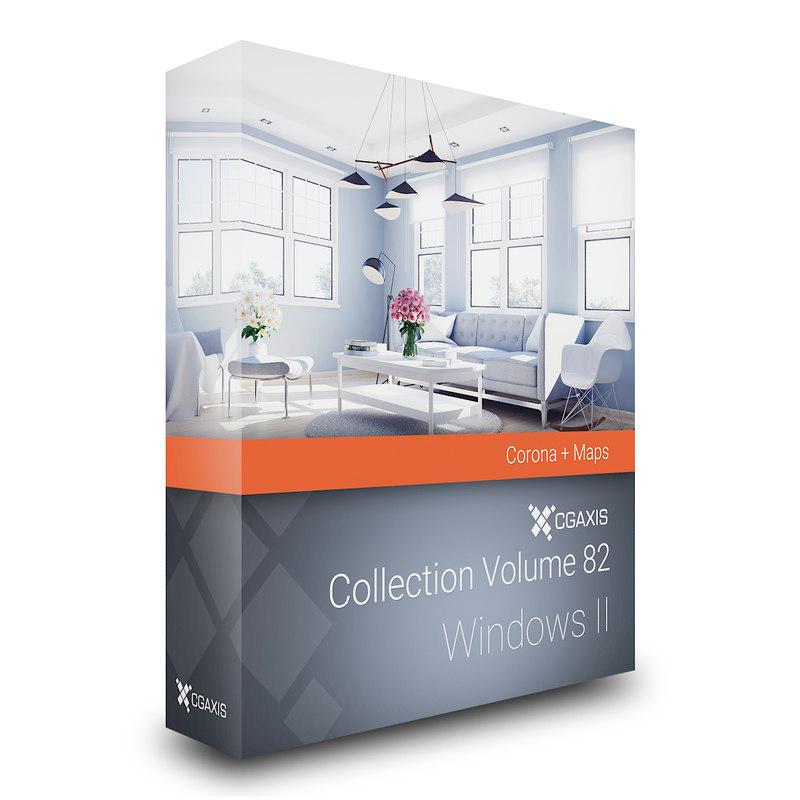 volume 82 windows ii 3D model