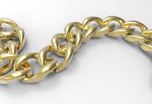 fashion chain 3D model
