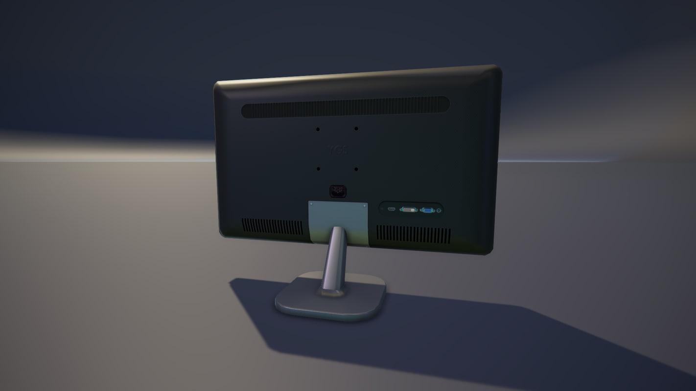 monitor 3D