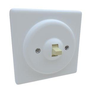 light switch 3D