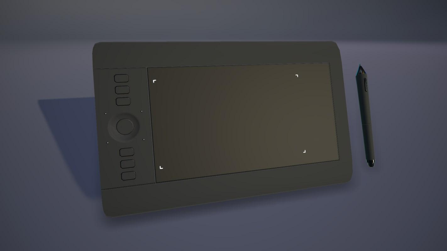 tablet pc model