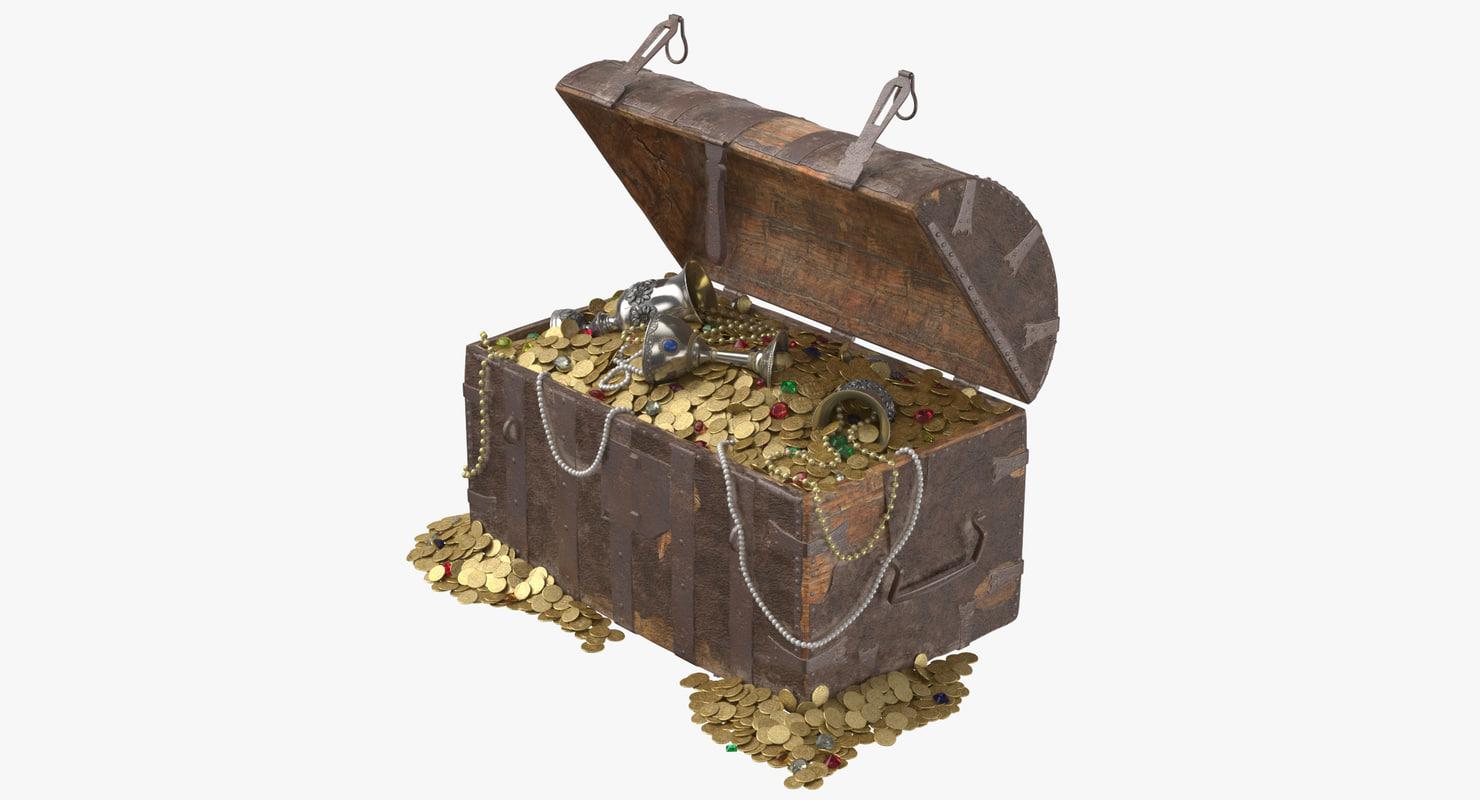 treasure model