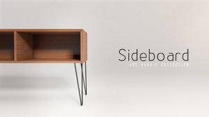 nordic sideboard model