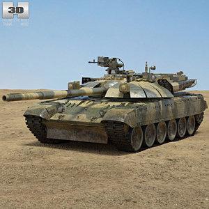 t-72 t 72 3D