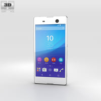 3D sony xperia m5 model