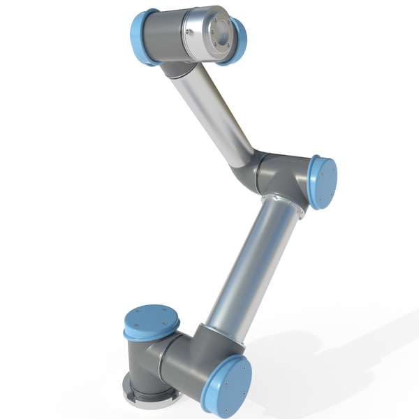 photorealistic universal robots ur5 3D model