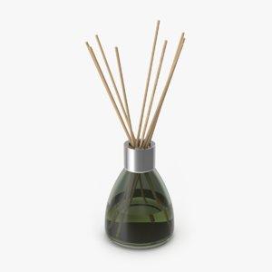 fragrance diffuser 3D model
