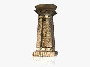 3D ancient pit games