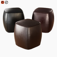 3D pouf riva 1920 betty