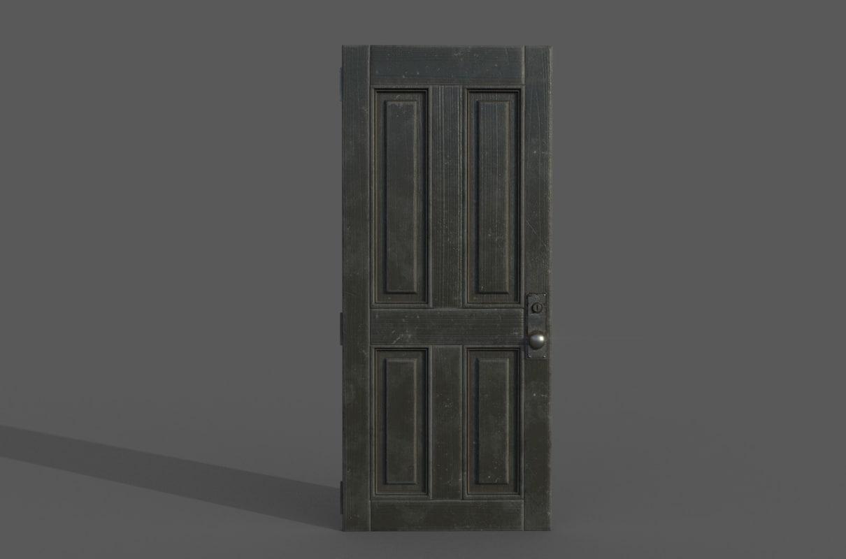 3D ready door