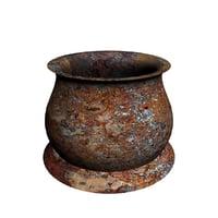3D rusty pot model