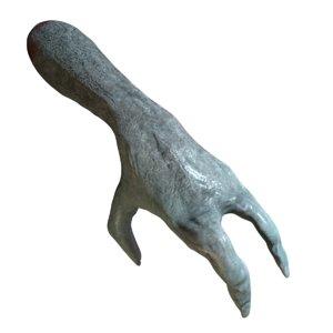 arm alien model