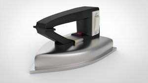 heavy iron 3D model