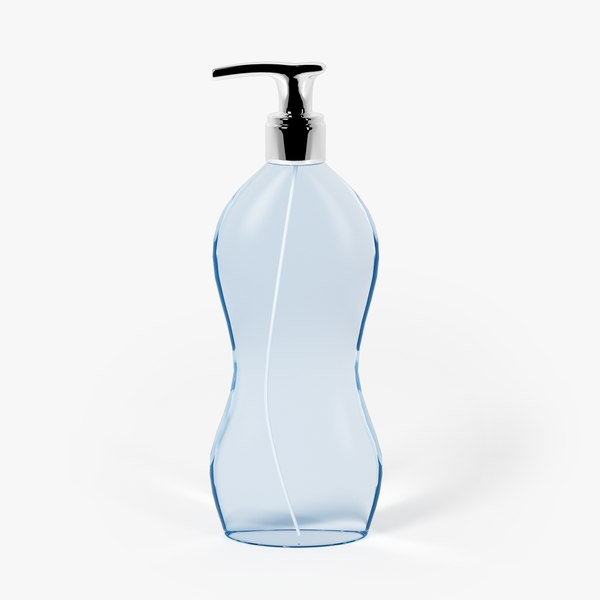 cologne bottle model