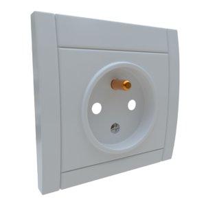 3D outlet model