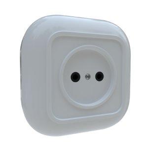 3D model outlet