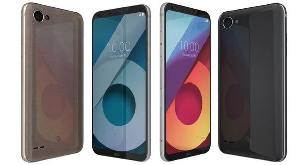 3D lg q6 colors