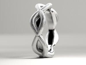 lizard ring model