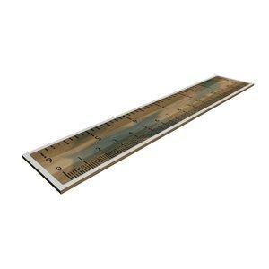 ruler rule 3D