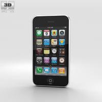 3D iphone 3g apple