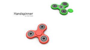 handspinners uberraum 3D model