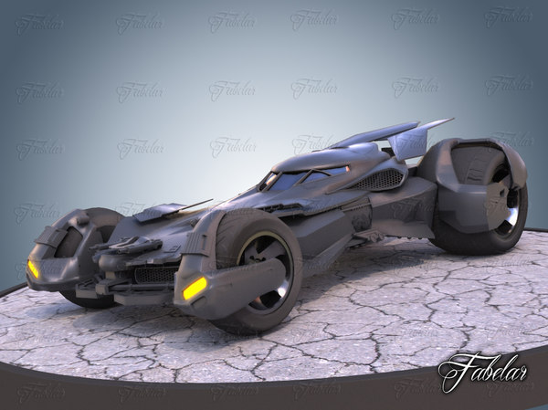 3D bat vehicle