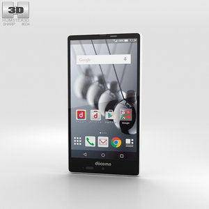 sharp sh-04g aquos 3D