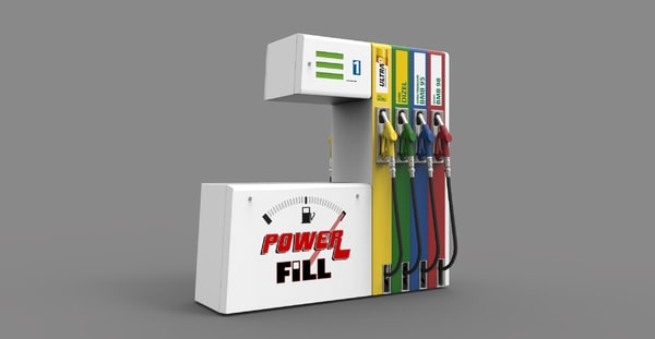 dispenser fuel model