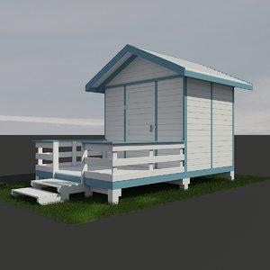 hobby play house design 3D
