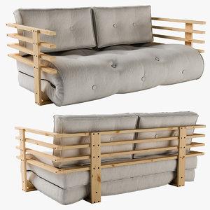 sofa karup funk 3D