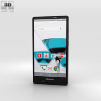 3D sharp sh-04g aquos model