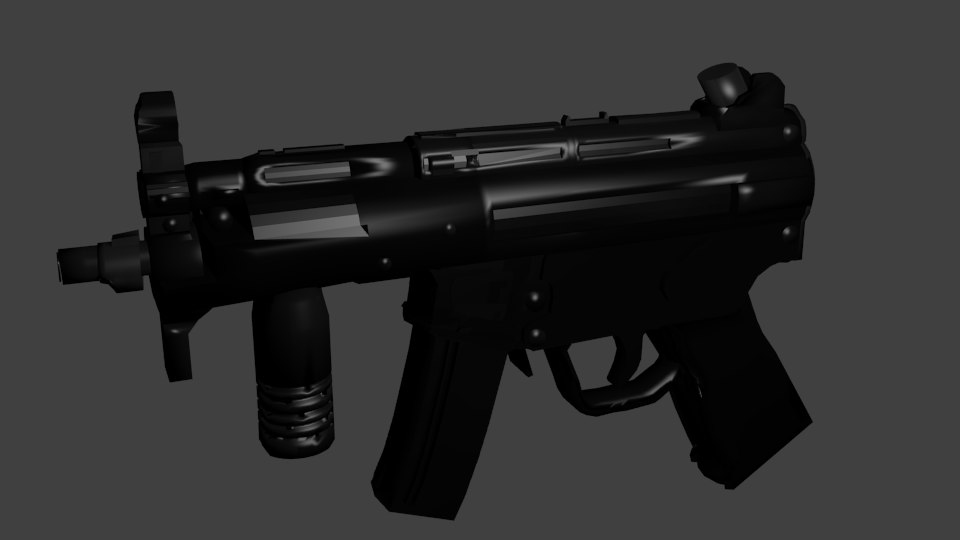 heckler koch mp5 model