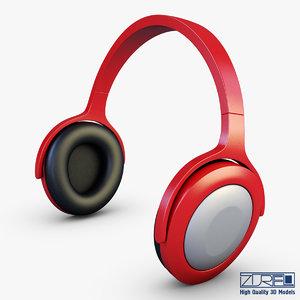 3D model headphone v 1