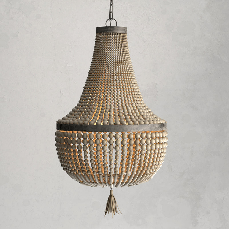 chandle 104986 wood 3D