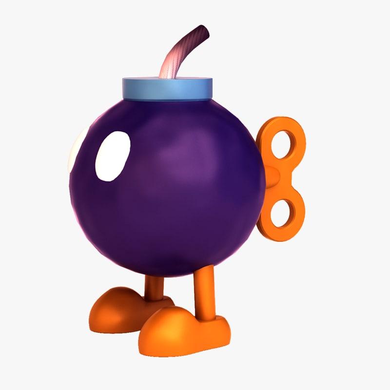 children s toy 3D model